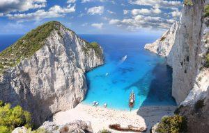 alquilar un barco en grecia