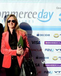 Silvina Reyes vida Corporativa en el Ecommerce Day