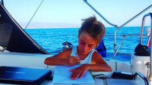 family on board hostandboat