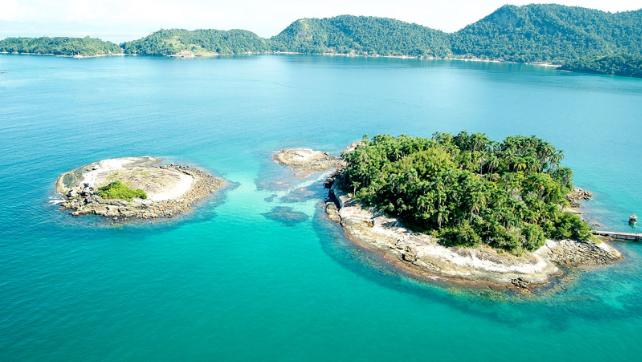 Angra dos Reis et Ilha Grande