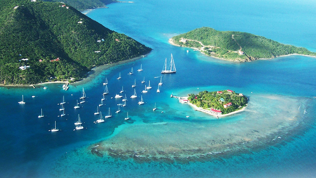 British Virgin Islands  -  BVI