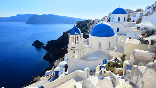 Greek Islands III - Cyclades Islands