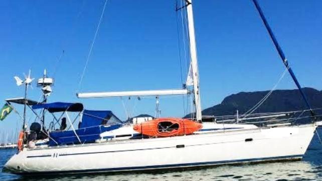 Boat charter Paraty
