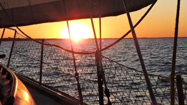 Sailing yacht  Buenos Aires   Punta del Este