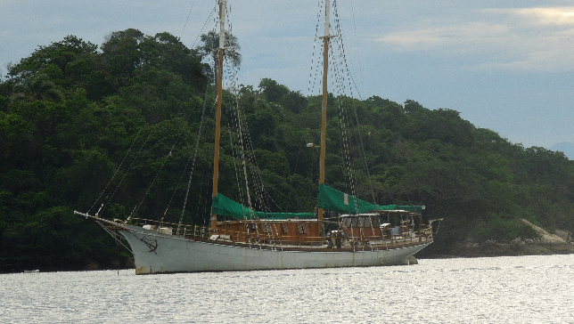 Sailing Holidays Angra dos Reis, Ilha Grande and Paraty