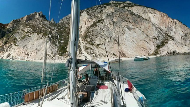 Sailing Weekend in Greece or in Puglia - Boat Charter