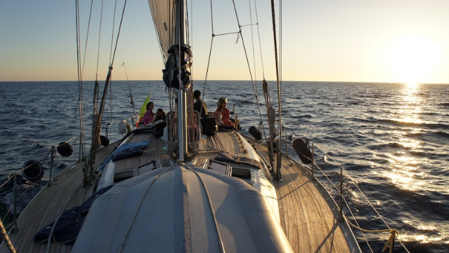 Week of sailing holidays in Puglia or Greece