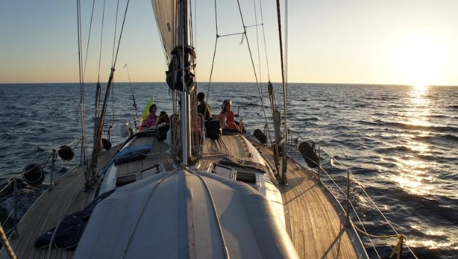 Una semana de Vacaciones en Velero Puglia o Grecia