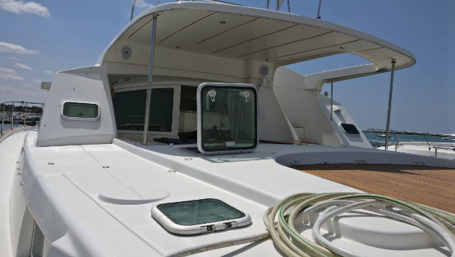 Yacht Rental in Puglia - Catamaran Fly Lagoon Power