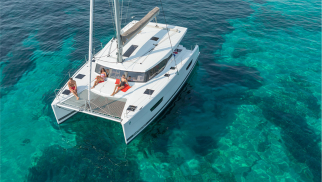 Sailing Yacht Catamaran for up to 6 in Key West