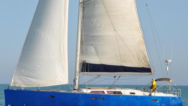 Alquiler de velero con Capitán en Ibiza