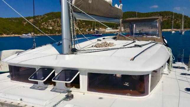 Alquiler de Catamarán con Capitán en Ibiza y Formentera