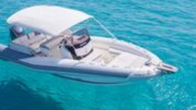 Powerboat Rental Zodiac N-ZO 760 with  skipper in Ibiza and Formentera