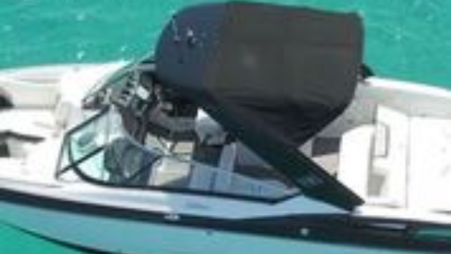 Powerboat Rental Monterey 298 SS with  skipper in Ibiza and Formentera