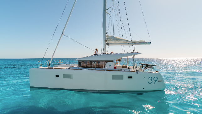 Luxury Yacht Charter in Croatia - Catamaran with Skipper
