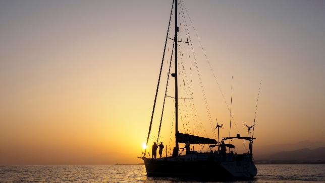 Alquiler Velero Ibiza y Formentera con capitán