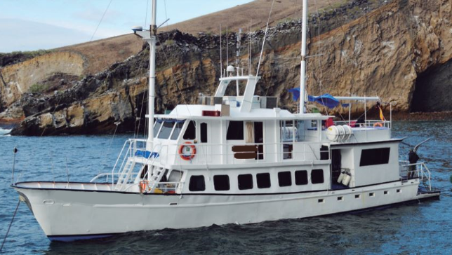 Magical week sailing through the Galapagos Islands