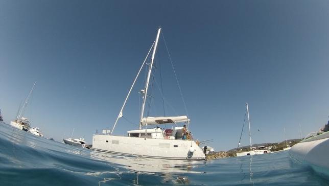 Férias de sonho na Costa Brava de barco