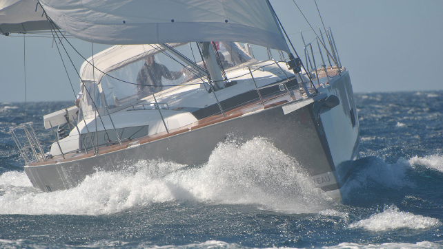 A fascinating route sailing the French Riviera by boat