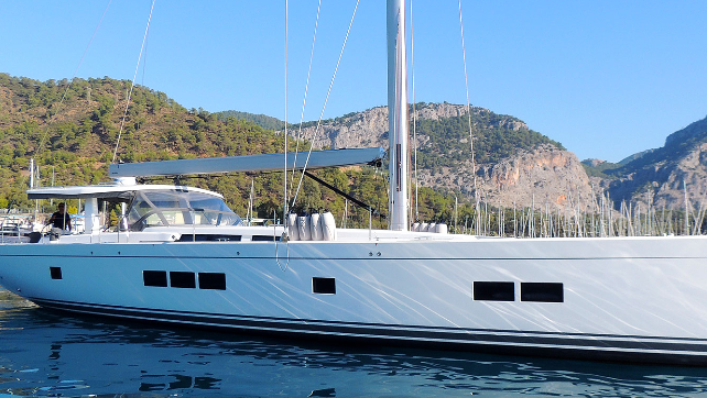 Sail and discover the most wonderful corners of Turkey.
