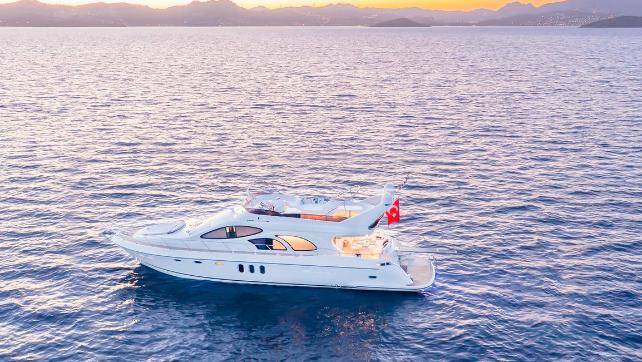 Experiência de luxo nas melhores costas da Turquia