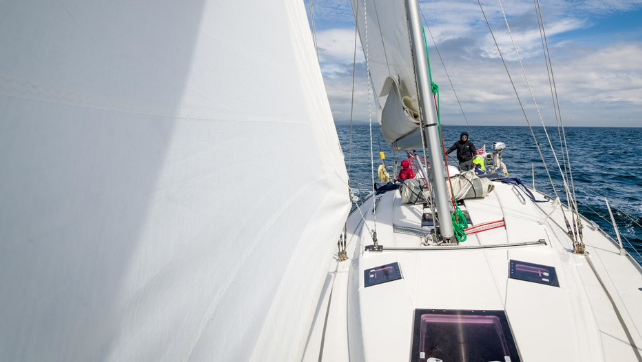 Cruise the splendid West Coast of Scotland by sailboat