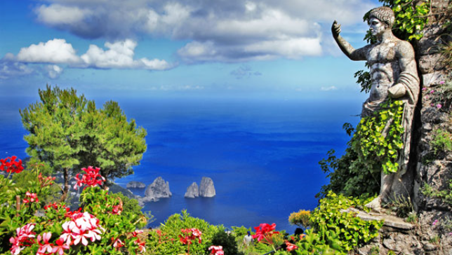 Sail and History. Discovering Pompei, Sorrento and Capri with your sailboat - Half Board